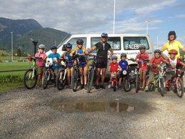 Erfolgreicher Kinderradtreff in den Sommerferien 2013